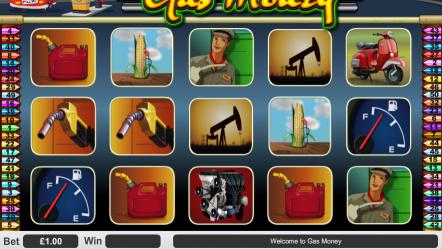 Игровой автомат Gas Money — доступен в вулкан удачи бесплатно