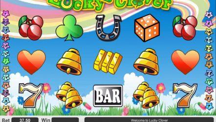 Игровой автомат Lucky Clover — скачай казино на телефон