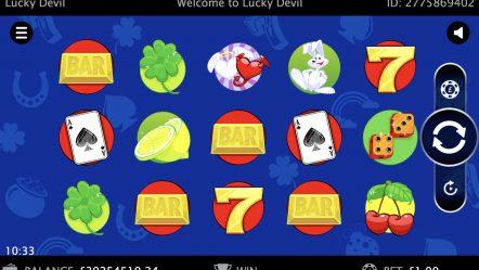 Игровой автомат Lucky Devil — онлайн слот 777 без регистрации