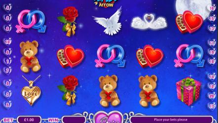 Игровой автомат Cupids Arrow — играй в онлайн казино бесплатно