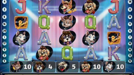 Игровой автомат Dog N Roll — азартные игры в лучших казино