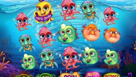 Игровой автомат Fish Toons — Cozy Games — играй в слоты казино фараон на деньги
