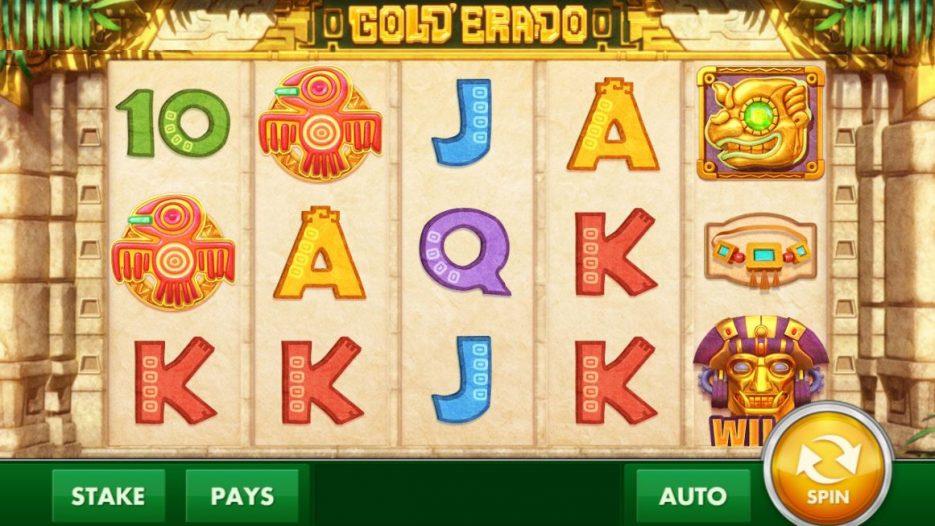 Видео слот Gold Erado — новые игровые автоматы 777