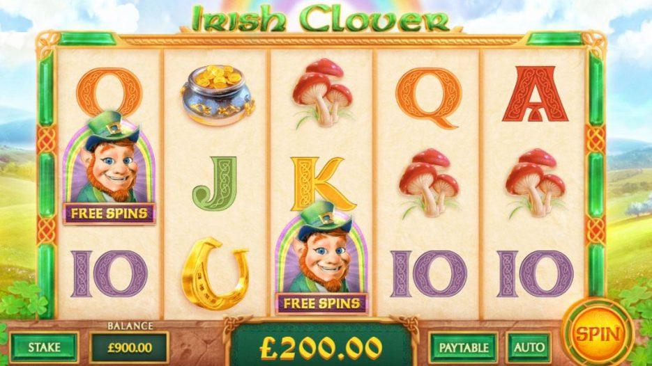 Игровой автомат Irish Clover — играй в казино бесплатно
