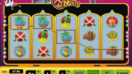 Видео слот Arabian Nights — вулкан 24 игровые автоматы