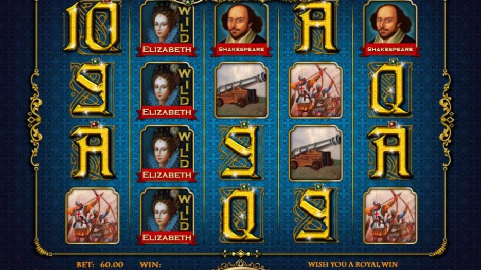 Игровой автомат Elizabeth — новые и бесплатные слоты