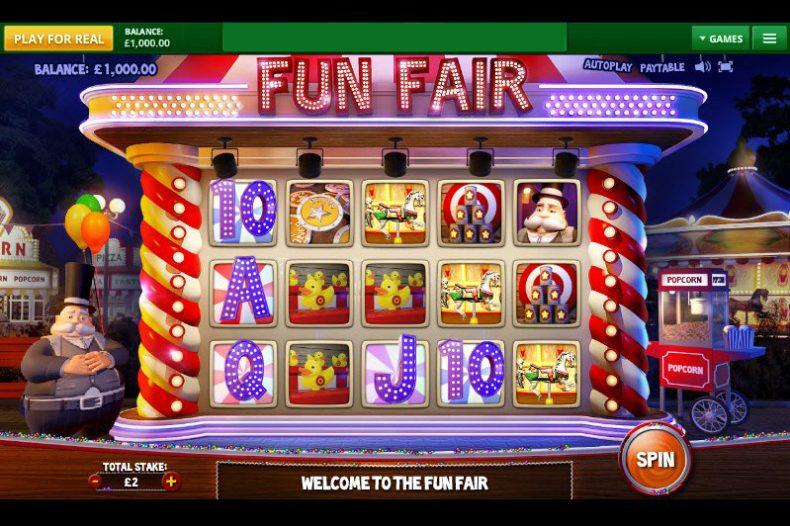 Видео аппарат Fun Fair — игровые автоматы играть сейчас бесплатно