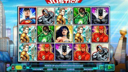 Видео слот Justice League — симуляторы игровых аппаратов играть бесплатно