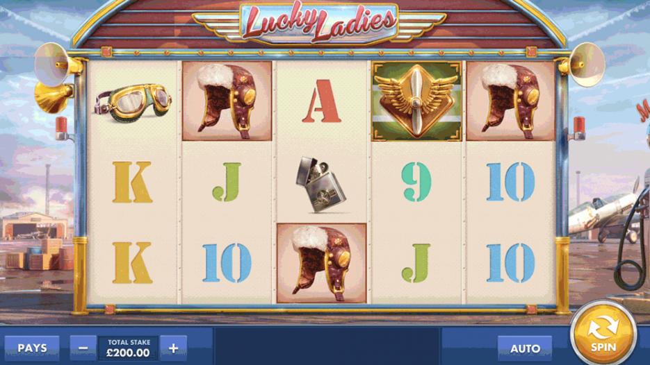 Игровой автомат Lucky Ladies — все видео слоты доступны без смс