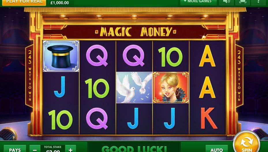 Игровой автомат Magic Money — играть бесплатно сейчас