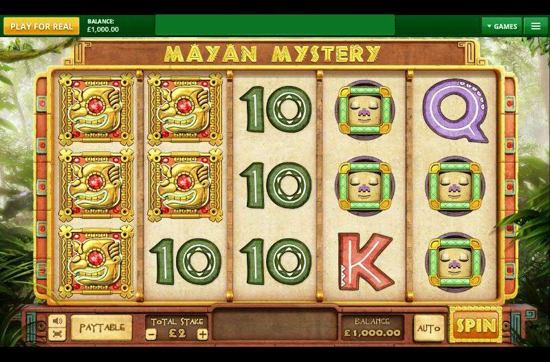 Игровой автомат Mayan Mystery — онлайн игры без регистрации