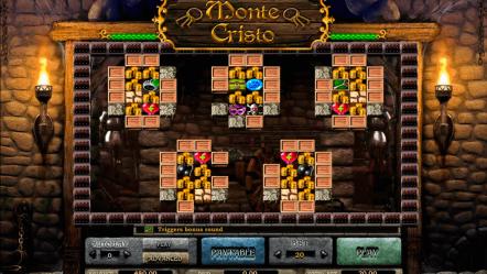 Видео слот Monte Cristo — играть в игровые автоматы прямо сейчас