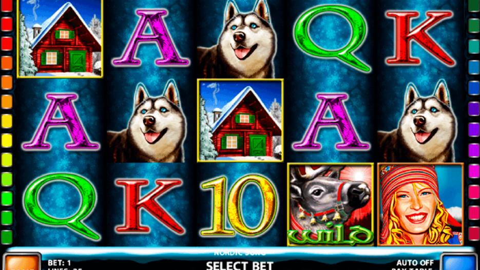 Игровой автомат Nordic Song — бесплатные игры казино