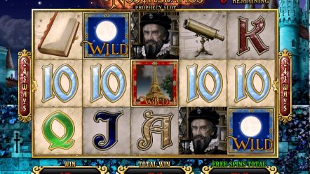 Игровой автомат Nostradamus Prophecy — бесплатные слоты казино без регистрации