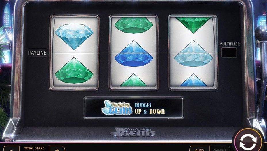 Видео слот Nudging Gems — играть онлайн в игровые автоматы 777