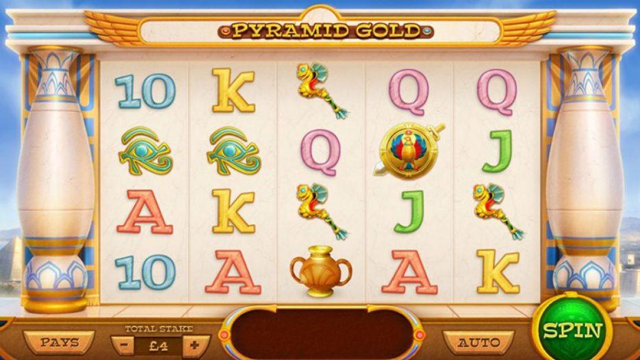 Видео слот Pyramid Gold — играть бесплатно в игровые автоматы казино