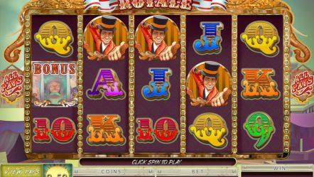 Аппарат Carnival Clowns — симулятор игровых автоматов играть бесплатно