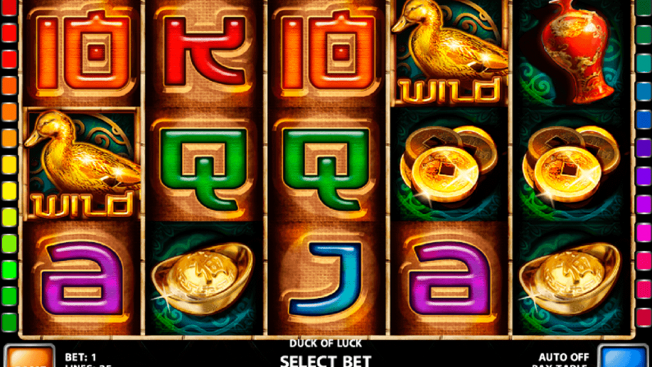 Игровой автомат Duck Of Luck — вулкан бесплатные игровые автоматы