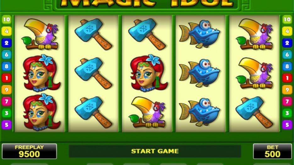 Игровой автомат Magic Idol — азартные игры бесплатно и без регистрации