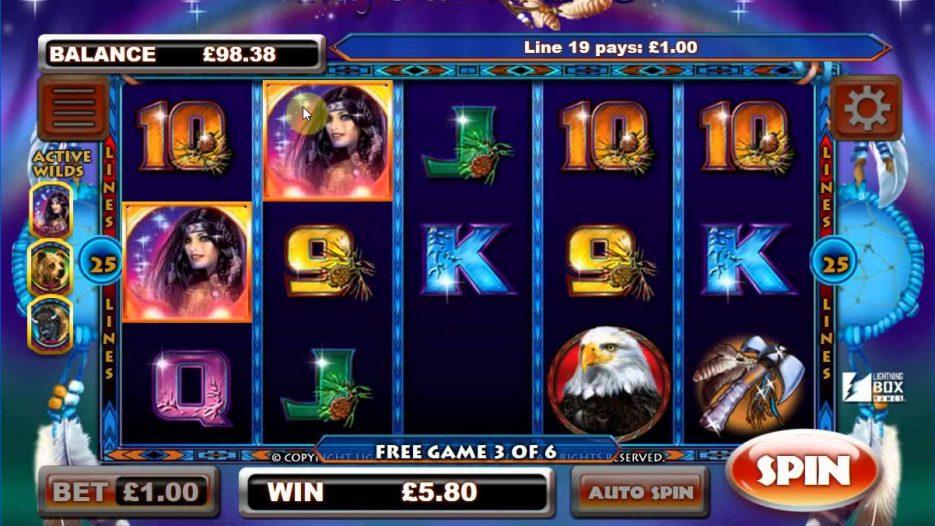 Игровой автомат Mystic Wilds — игровые автоматы играть бесплатно 777