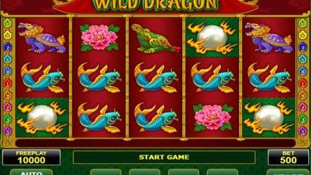 Игровой автомат Wild Dragon — играть в казино бесплатно без регистрации