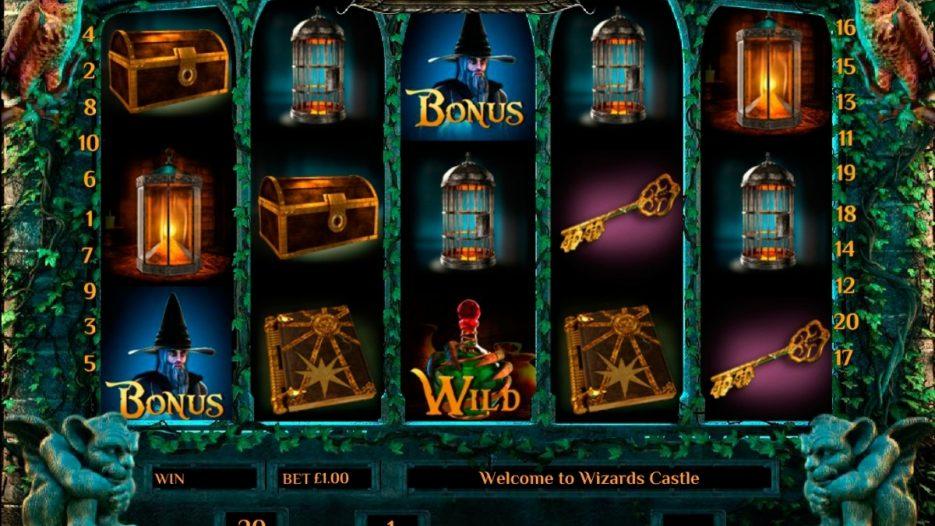 Игровой автомат Viking Treasures — игровые аппараты с бонусами