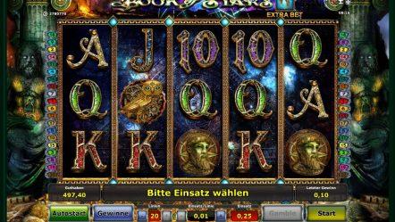 Видео автомат Book Of Stars — игровые слоты онлайн играть бесплатно
