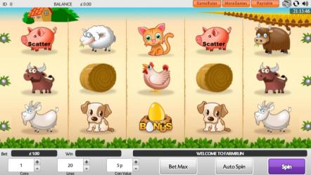Аппарат Farm Run — демо игровые автоматы