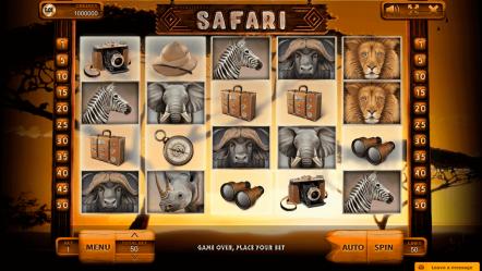 Игровой автомат Safari — gaminator бесплатные игровые автоматы