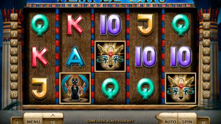 Игровой автомат Temple Cats — бесплатные игровые автоматы