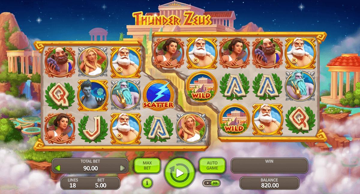 Zeus 1000 slot online free