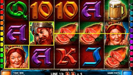 Игровой автомат Vikings Fun — игровые автоматы 777 адмирал бесплатно
