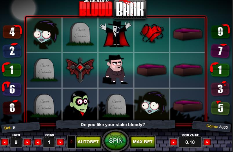 Новый игровой автомат Blood Bank 1×2 Gaming-играть бесплатно и без регистрации
