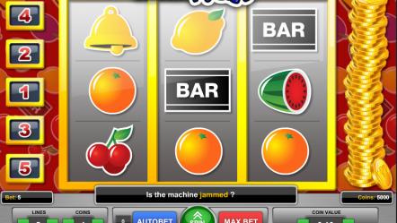 Игровой автомат Classic Fruit — онлайн-казино