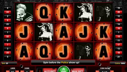 Игровой автомат Downtown в онлайн казино