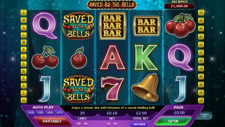 Видео слот Saved by the Bells — игровые автоматы 777