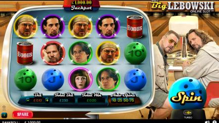 Видео слот The Big Lebowski-симуляторы игровых аппаратов играть бесплатно без регистрации